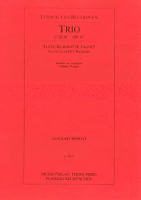 Trio C-Dur op. 87