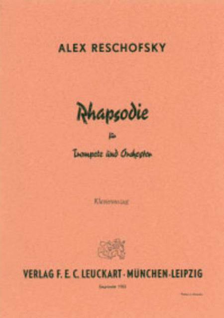 Rhapsodie fur Trompete und Orchester