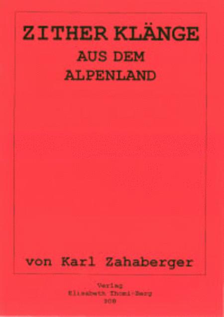 Zitherklange aus dem Alpenland