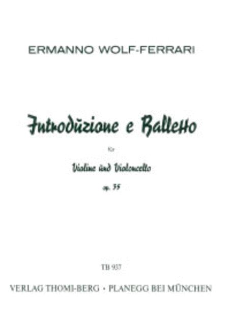 Introduzione e Balletto