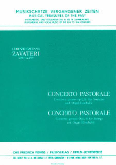 Concerto pastorale - Concerto grosso