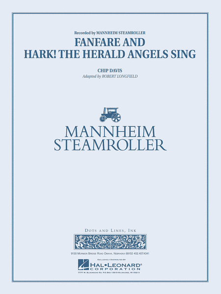 Fanfare and Hark! The Herald Angels Sing