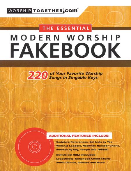 The Essential Modern Worship Fakebook