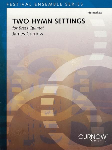 Two Hymn Settings
