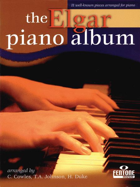 The Elgar Piano Album