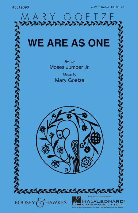 We Are as One