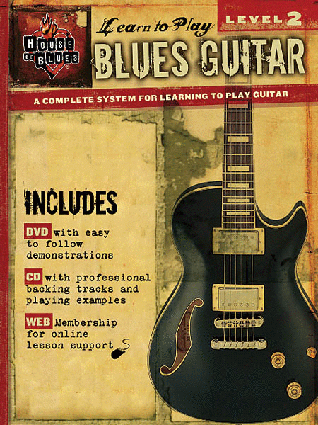 Blues Guitar - Level 2