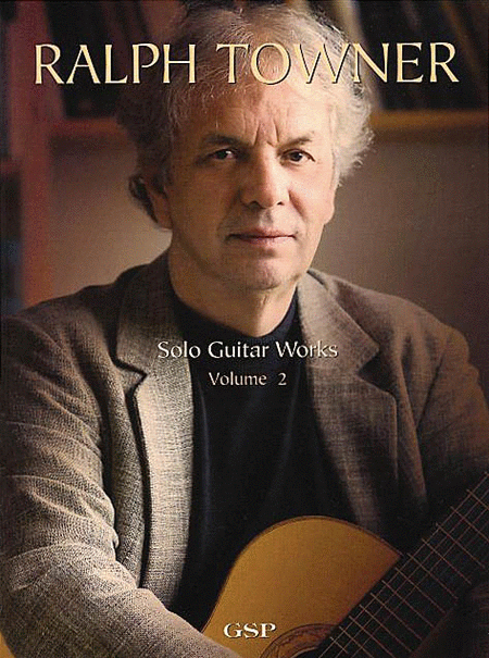 Ralph Towner - Solo Guitar Works - Volume 2