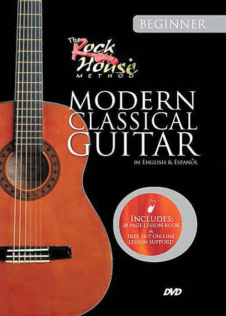 John McCarthy - Learn Modern Classical Guitar