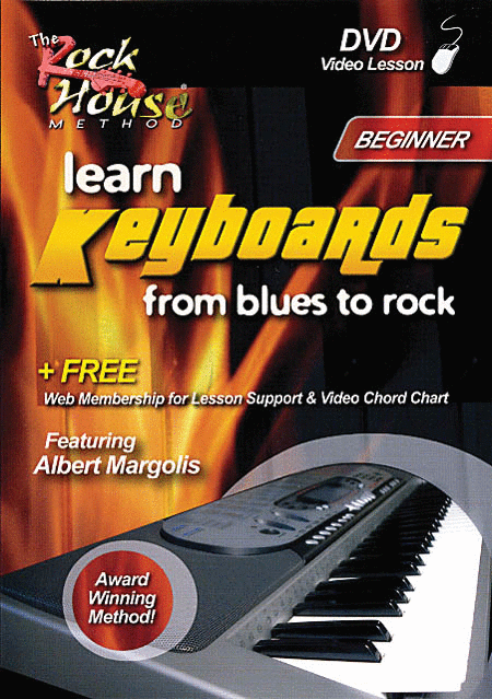 Albert Margolis - Learn Keyboards from Blues to Rock