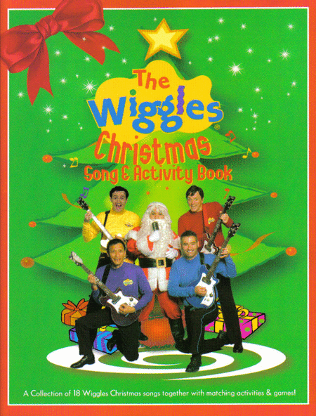 The Wiggles Christmas Song and Activity Book