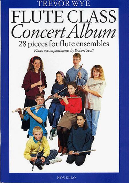 Flute Class - Concert Album