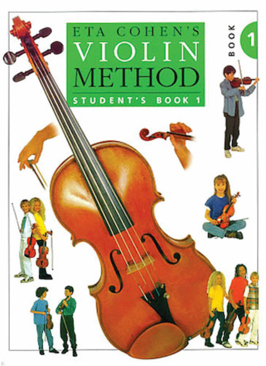 Eta Cohen: Violin Method Book 1 - Student's Book