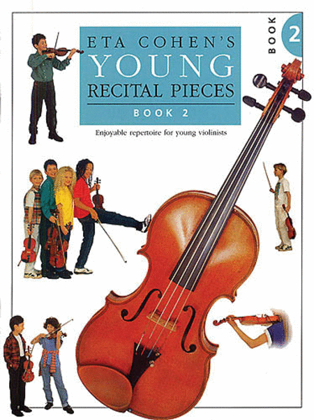 Eta Cohen Young Recital Pieces - Book 2