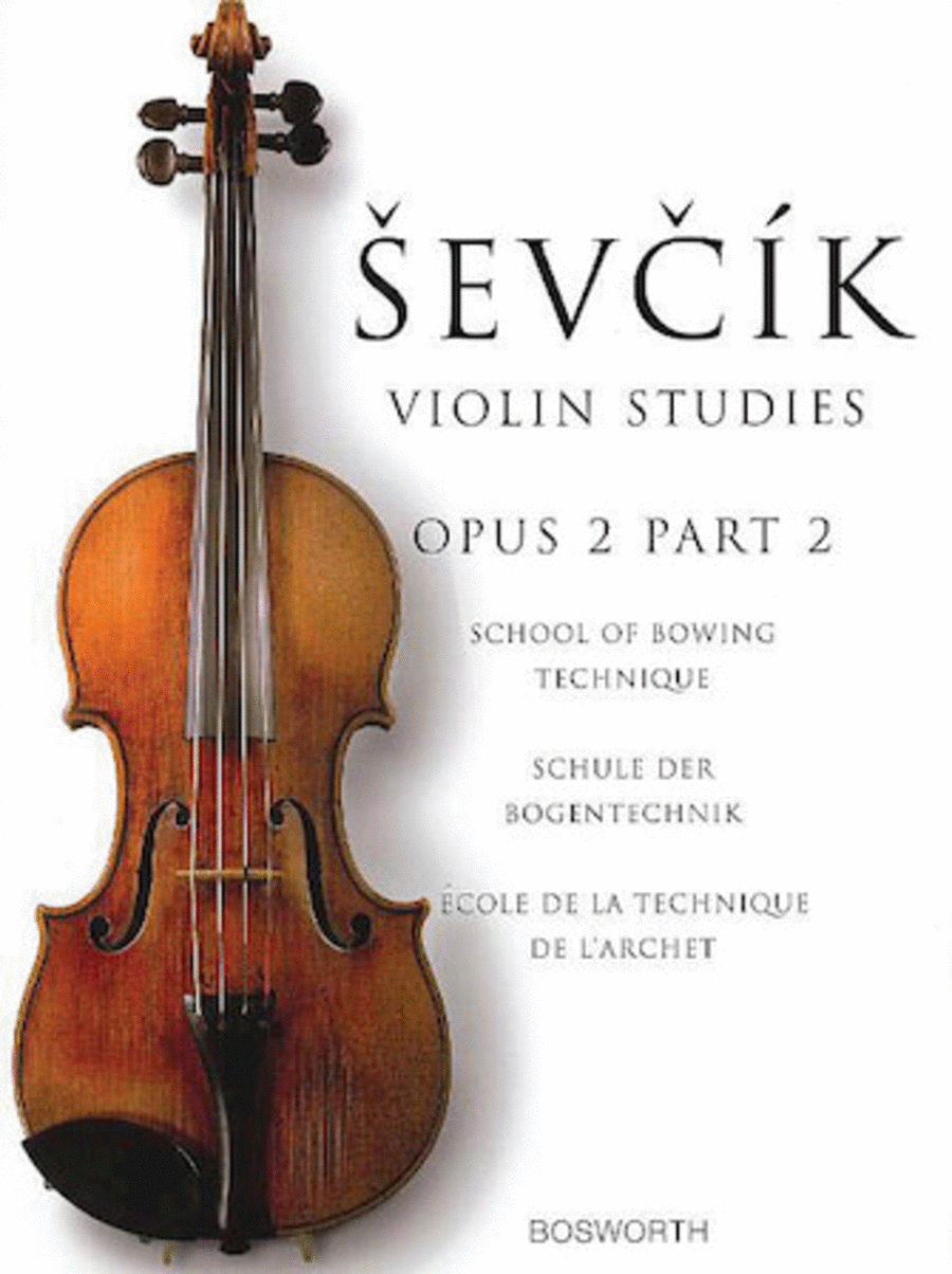 Violin Studies Op. 2 Part 2