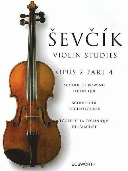 Sevcik Violin Studies - Opus 2, Part 4