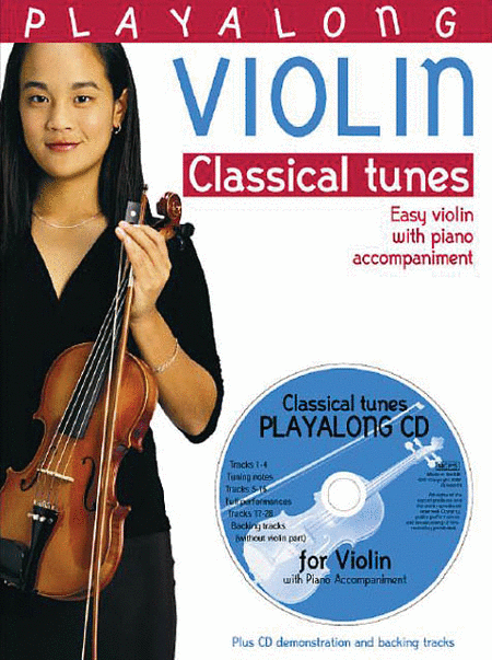 Playalong Violin - Classical Tunes