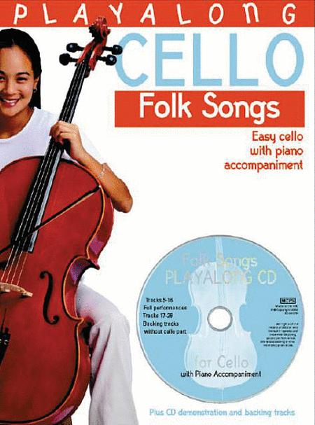 Playalong Cello - Folk Songs