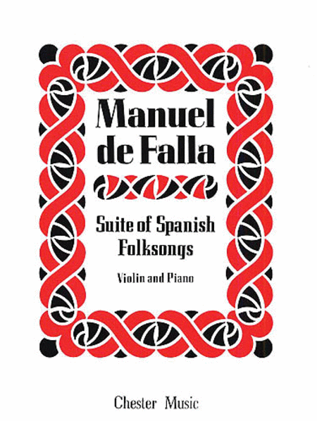 Suite of Spanish Folksongs