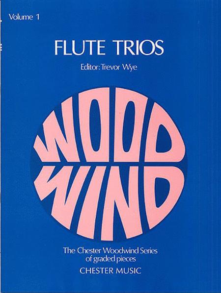 Flute Trios - Volume 1
