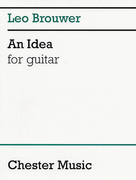 An Idea for Guitar
