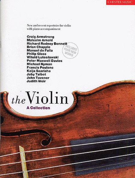 The Violin - A Collection