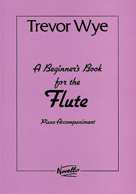 A Beginner's Book for the Flute