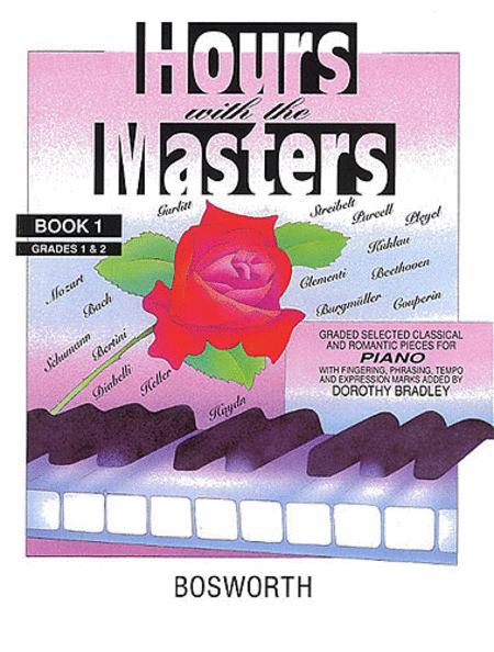 Hours with the Masters - Book 1, Grades 1 & 2