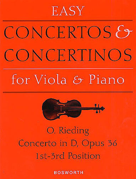 Concertino in D Op. 36