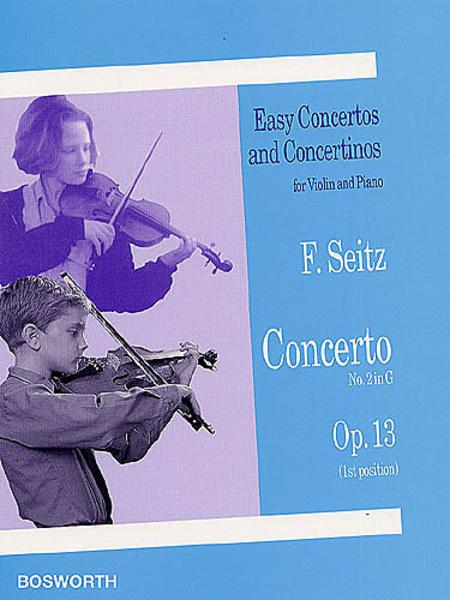 Violin Concerto No. 2 in G Op. 13
