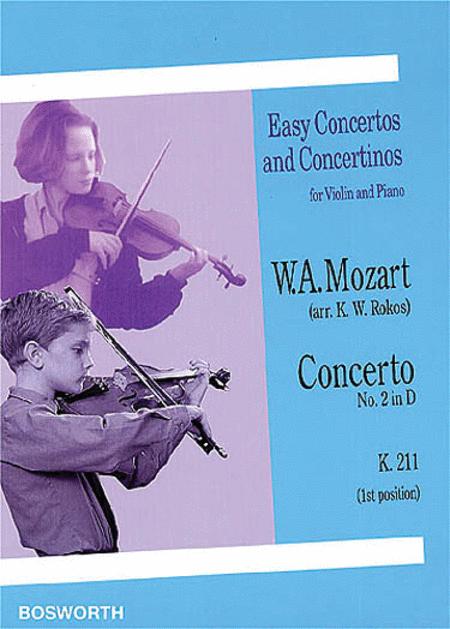 Concerto No. 2 in D K.211