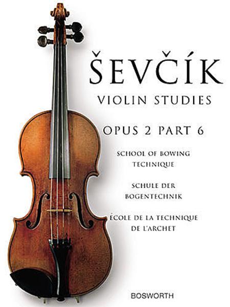 Sevcik Violin Studies - Opus 2, Part 6