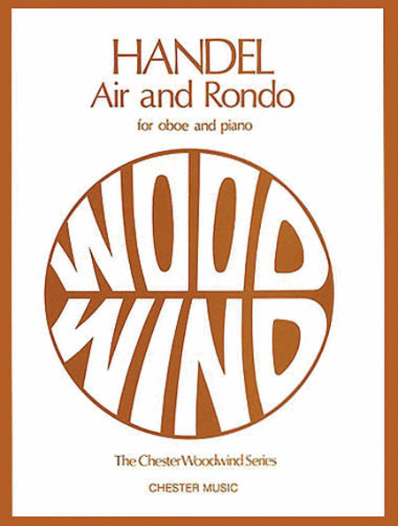 Air and Rondo for Oboe and Piano