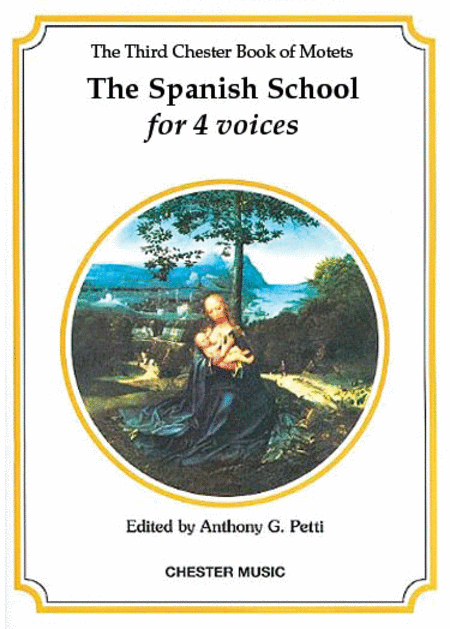 The Chester Book of Motets - Volume 3