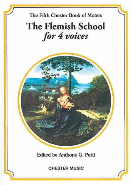 The Chester Book of Motets - Volume 5