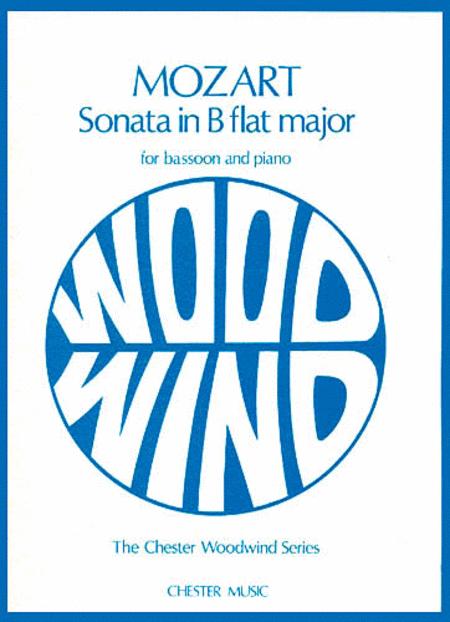 Sonata in B-Flat Major, K.292