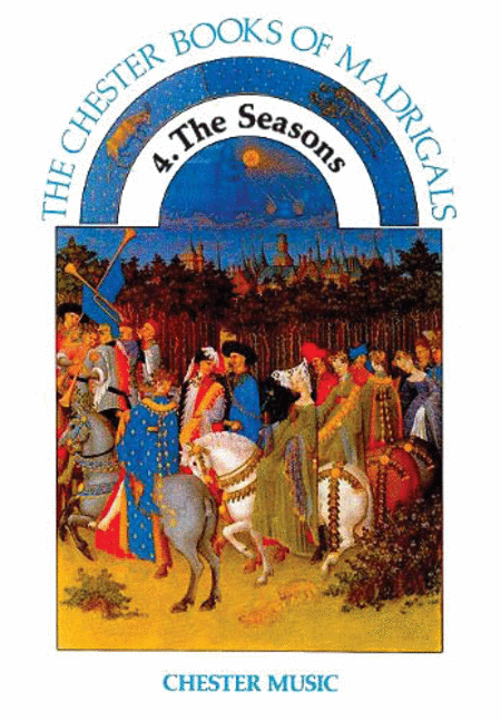 The Chester Book of Madrigals - Volume 4