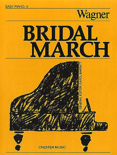 Bridal March (Easy Piano No.4)