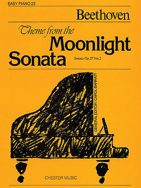 Theme from The Moonlight Sonata