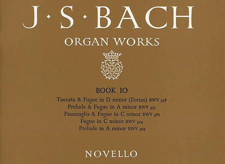 Organ Works - Book 10