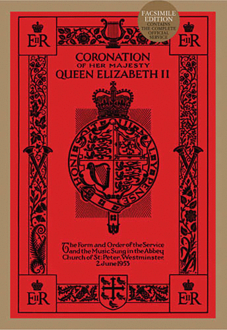 Coronation of Her Majesty Queen Elizabeth II