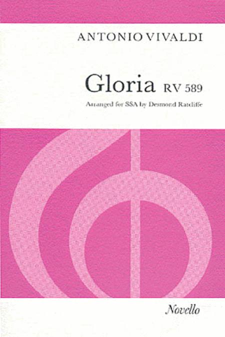 Gloria RV.589