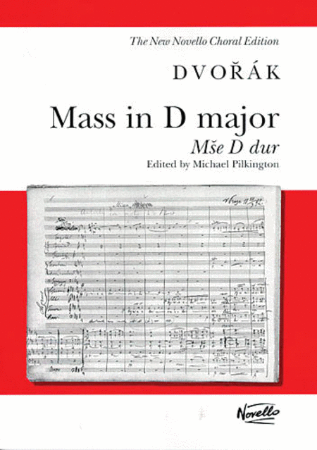 Mass in D Major, Op. 86 (Mse D dur)