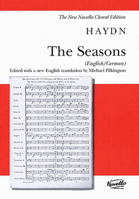 The Seasons (New Edition - English/German)
