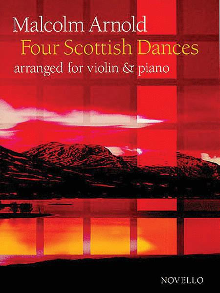 4 Scottish Dances Op. 59