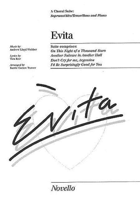 Evita Choral Suite