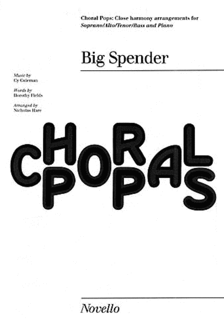 Big Spender (from Sweet Charity)