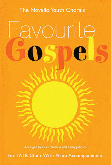The Novello Youth Chorals: Favourite Gospels (SATB)