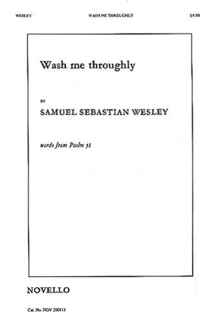 Wash Me Throughly