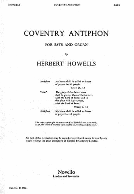 Coventry Antiphon